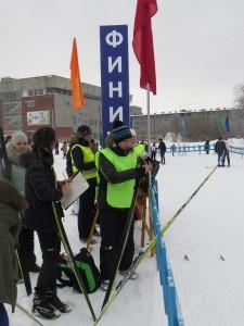 готовим лыжи